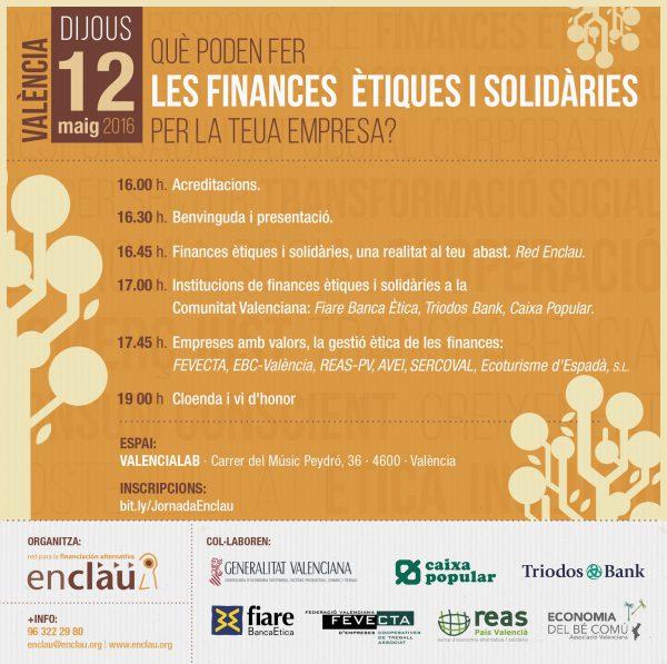 Empreses amb valors,la gestió ètica de les finances.